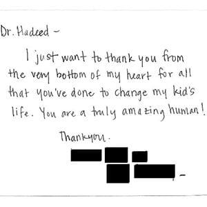 Patient Testimonial 5